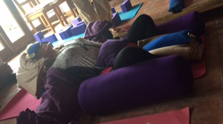 Restorative Yoga Classes – Fri 13th Sept 2019
